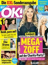 OK! Magazin Cover