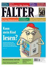 Falter Cover