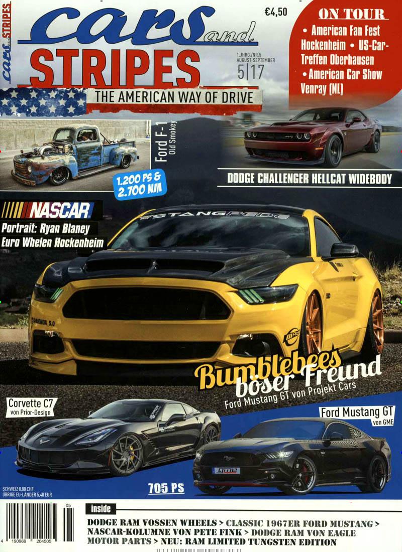cars stripes magazin abo cars stripes magazin probe. Black Bedroom Furniture Sets. Home Design Ideas