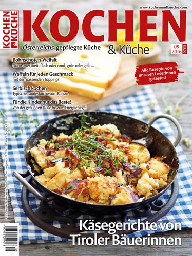 Kochen kuche a abo kochen kuche a probe abo kochen for Zeitschrift küche