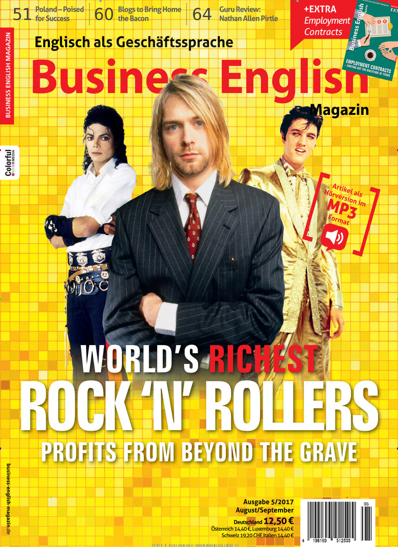 Business English Magazin Abo Business English Magazin Probe Abo Business English Magazin