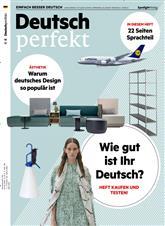 Deutsch Perfekt Abo